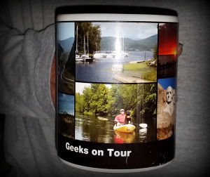 Photo Mug created with Picasa's help
