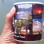 Pictures on Coffee Mugs and Mouse Pads