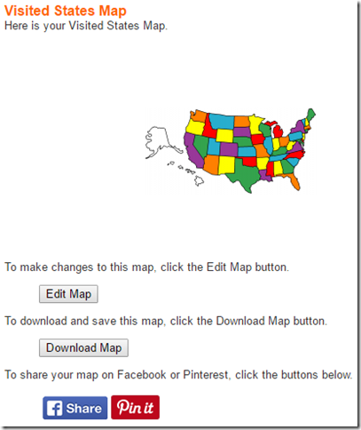 A Map of Visited States - GeeksOnTour.COM I Have Visited States Map on loco visited states map, rv states visited map, places i have been map, 50 states map, facebook states visited map,
