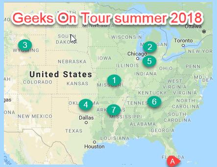 Geeks on Tour Blog: The 12 volt