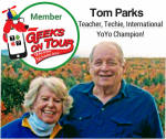 Member Spotlight: Tom Parks