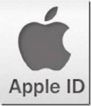 Apple IDs and Sync'ing