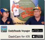 Dashcam Apps to Document your Travels